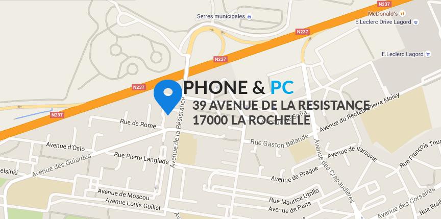 PHONE&PC-carte